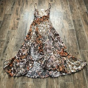 NWT long dress by Free People